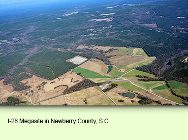 I-26 Megasite in Newberry County, S.C.