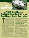 North Mississippi - The Next Great Automotive Region in the Southern Auto Corridor