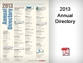 Southern Business and Development 2013 Annual Directory