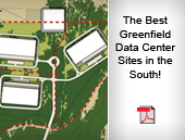 The Best Greenfield Data Center Sites in the South