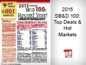 2015 SB&D 100: Top Deals & Hot Markets