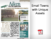 Small Town's with Unique Assets