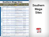 Southern Mega Sites