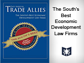 The South's Best Economic Development Law Firms