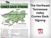 The Northeast Tennessee Valley Comes Back Strong