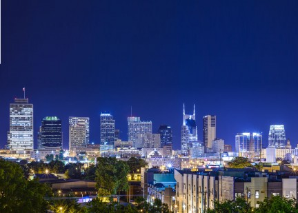Metro Nashville's 2.3 percent unemployment rate in October was the lowest of any large metro area in the nation.