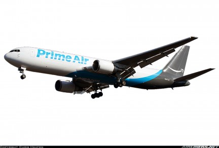 In January, Amazon announced that it would invest $1.5 billion to build the Amazon Prime Air hub in Hebron, Ky., and that the deal will create 2,700 jobs. Considering Amazon's growth, the project will be much larger than that in time.