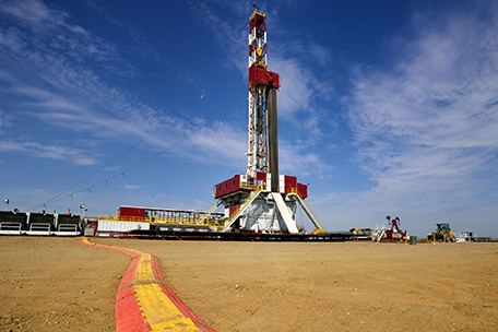 Texas drillers have hired more than 30,000 workers over the last year.