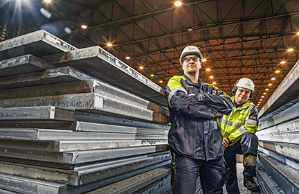 Steelmaker moving HQ from Chicago to Alabama - Swedish steelmaker SSAB Americas announced plans to relocate the division's head office from suburban Chicago to Mobile, Ala. — a move that will bring 60 new jobs with it. The company has operated a mill north of Mobile since 2001. SSAB develops high-strength steels.