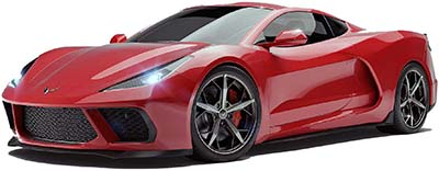 General Motors says it will add more than 400 hourly jobs to fill a second shift at its Bowling Green Assembly plant in Kentucky to build the long-awaited mid-engine Chevrolet Corvette C8.