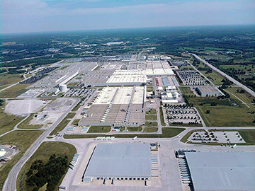 Toyota Plant Georgetown Ky >> Southern Business And Development Southern Auto Corridor