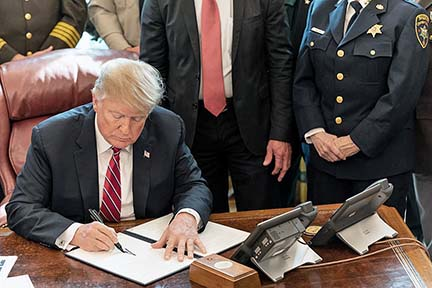 It is easy to surmise that the tariffs have slowed this economy because of uncertainty with the conditions of doing business. U.S.-based companies — both foreign and domestic — cannot move or adjust their supply chains fast enough to follow the President's orders.