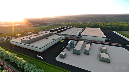 Finland-based Nokian Tyres announced it will build a $360 million tire production plant in Dayton, Tenn.