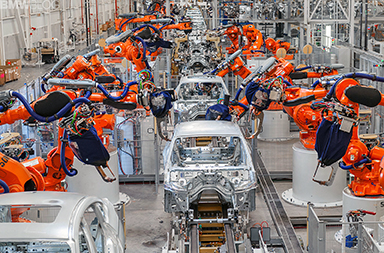 """BMW created its Spartanburg facility to develop the """"X"""" line of its SAVs (Sports Activity Vehicles)."""