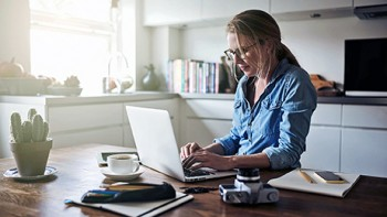 The nationwide average of people still working from home as of September was 77 percent, according to a report by Kastle Systems.