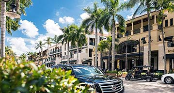 """Naples, Fla., topped the list of """"boomtowns"""" by personal finance website GOBankingRates."""